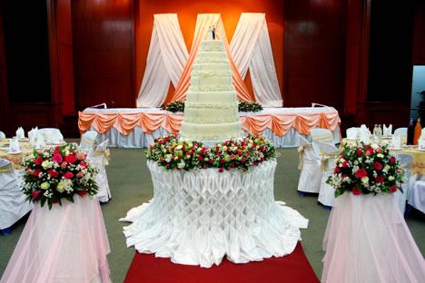 Hochzeitsdekos dekoration f r ihre hochzeit deko ideen for Raumdekoration ideen